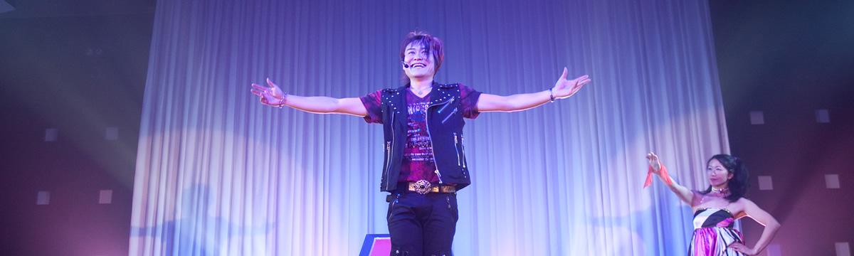 マジシャン カズ オフィシャルウェブサイト - Magician KAZ Official Website -